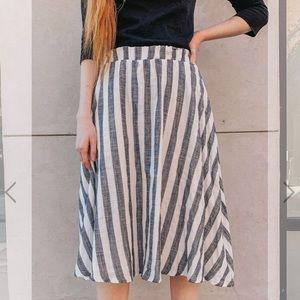 Dresses & Skirts - Roolee midi skirt